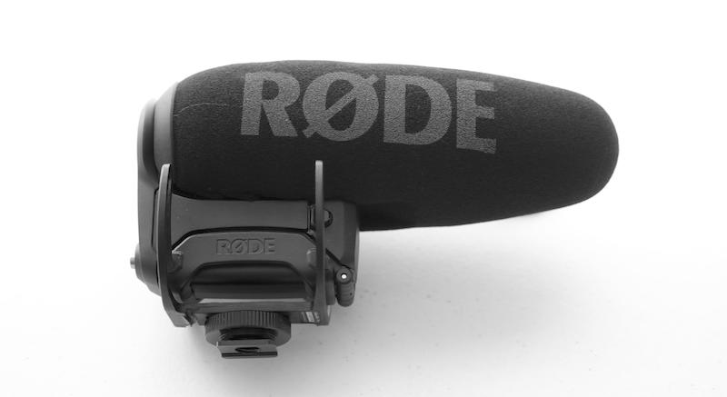 Rode Video Mic Pro Plus shotgun microphone