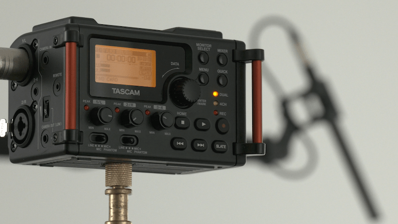 Beginners guide to sound recording for solo shooter interviews